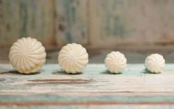 Spiral Bone Door Knobs